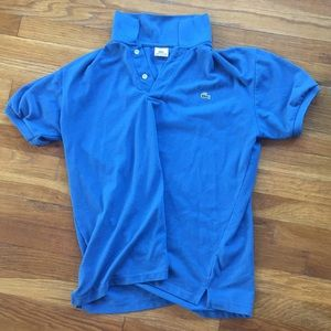 Lacoste Muscle Fit Polo Shirt